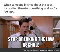 Stop Breaking The Law Meme - stop breaking the law funny pinterest work funnies work humor