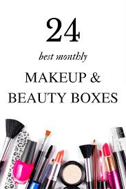 32 best makeup and beauty box subscriptions you must try in 2017