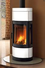 contemporary wood contemporary stove modern stoves uk