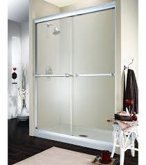 Glass Shower Sliding Doors Frameless Universal Ceramic Tiles New York Whirlpools Shower