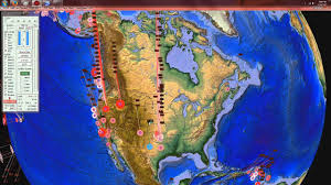 Washington State Earthquake Map by 1 11 2015 Out Of Control Fracking Earthquakes United States