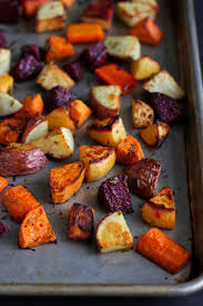 roasted rosemary root vegetables the pioneer