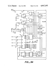 patent us4967195 hospital signaling and communications system