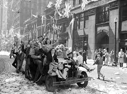 ve day 1945 how the end of world war ii was celebrated all about