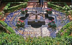 Missouri Botanical Gardens Moorish Temperate Garden Picture Of Missouri