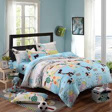Giraffe Bed Set Giraffe Bedding Set Deer Duvet Cover King Bedclothes Sheet