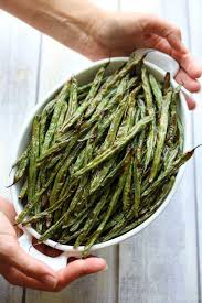 blistered green beans two healthy kitchens