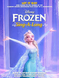 frozen movie poster 21 22 imp awards