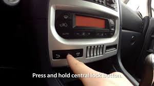 how to activate automatic lights in peugeot 1007 drl hidden