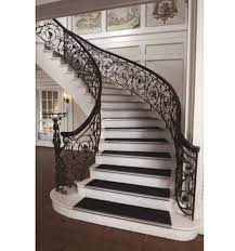 Staircase Banisters Urban Archaeology Samuel Yellin Grand Staircase Railing Ua0069 Sv