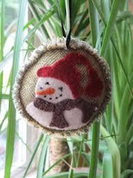 165 best felt images on pinterest diy christmas decorations la