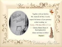 Wedding Invitations How To Free Email Wedding Invitation How To Create Personalized Ecards