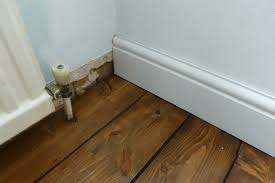 Skirting Board For Laminate Flooring Paint And Style How To Install Skirting Boards And How Not To