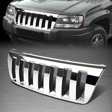 jeep front grill guard jeep grand cherokee wj grill guard rock hard bolt on brush grille