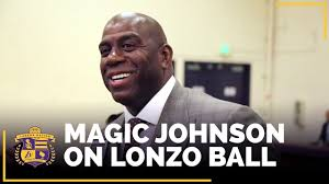 Magic Johnson Meme - magic johnson on lonzo ball and his potential to attract free agents