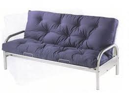 Metal Framed Sofa Beds Outstanding Metal Frame Futon Sofa Bed 29 On Modern Sofa Ideas