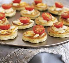 goats cheese canape recipes rosemary olive drop scones with goat s cheese recipe food