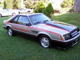 1979 ford mustang pace car 1979 ford mustang indy pace car for sale
