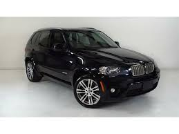 bmw x5 black for sale 2011 bmw x5 50i awd m sport package for sale