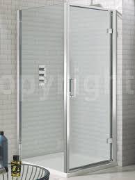 900 Shower Door Elite 900 X 1950mm Hinged Shower Door