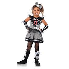 Cheerleader Costume Halloween Kids Zombie Cheerleader Costume Spirithalloween