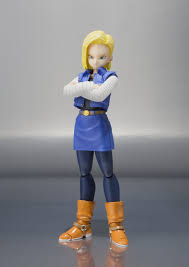 z android 18 review bandai tamashii nations s h figuarts android 18