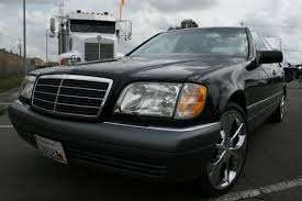 mercedes for sale by owner 1995 mercedes s420 reduced for sale by owner sacramento ca