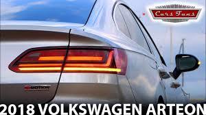 2018 volkswagen arteon 4motion elegance youtube