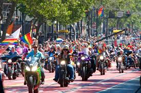 San Francisco Transportation Map by San Francisco Pride 2017 Parade Routes Street Closures And More