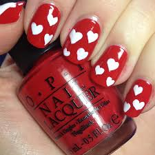 unhas vermelhas decoradas video com passo a passo red nail art