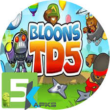 bloons td 5 apk v3 6 1 free mod obb unlimited paid
