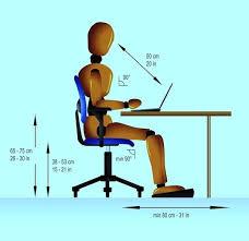 postura corretta scrivania bigstock ergonomic sitting maluson fisioterapia rubiera