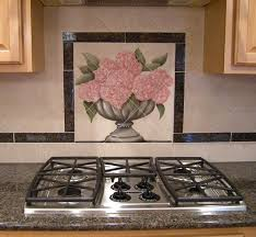 pictures of backsplashes in kitchen painted kitchen backsplash painted kitchen backsplashes