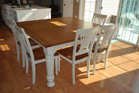 wooden dining room sets how to make a dining room table sleek square tapered legs best