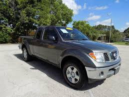 nissan frontier extended cab for sale nissan frontier king cab se v6 in florida for sale used cars on