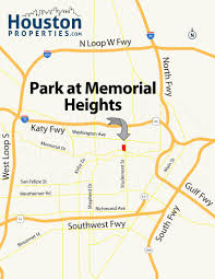 El Paso Zip Code Map Paige Martin U0027s Guide To The Park At Memorial Heights Houston Homes