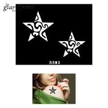 discount small star tattoo designs 2018 small star tattoo