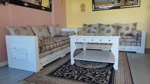 decor salon arabe salon marocain cuir artisanat et la décoration marocaine des