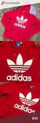 best 25 red adidas hoodie ideas on pinterest adidas hoodie