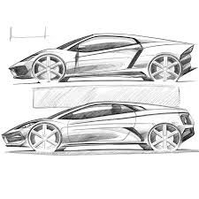 lamborghini sketch easy 3 ways to improve your sketching line quality u2014 thesketchmonkey