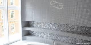 Mosaique Bleu Salle De Bain by Indogate Com Idee Couleur Salle De Bain Gris