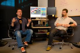 exclusive cars 2 supervising animators shawn krause and dave
