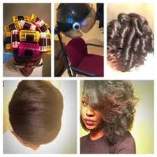 roller wrap hairstyle my roller wrap process teamnatural naturaltostraight