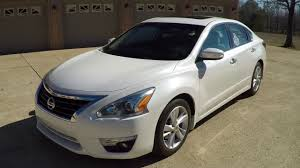 nissan altima 2015 warranty hd video 2015 nissan altima 2 5l sl pearl white for sale info www