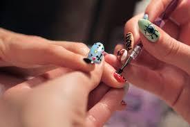 train nail art images nail art designs