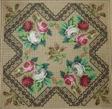 a lovely berlin woolwork pattern produced by gd falbe in berlin