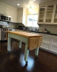 mobile kitchen island table kitchen fascinating mobile kitchen island for home portable