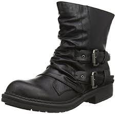 buy womens biker boots blowfish biker boots blowfish franka women s biker boots black