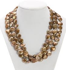 pearl necklace jewelry store images Thai pearl necklace wmu store jpg