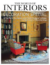 the world of interiors october 2017 by smadar dvora issuu